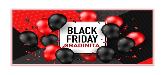 Black Friday Gradinita