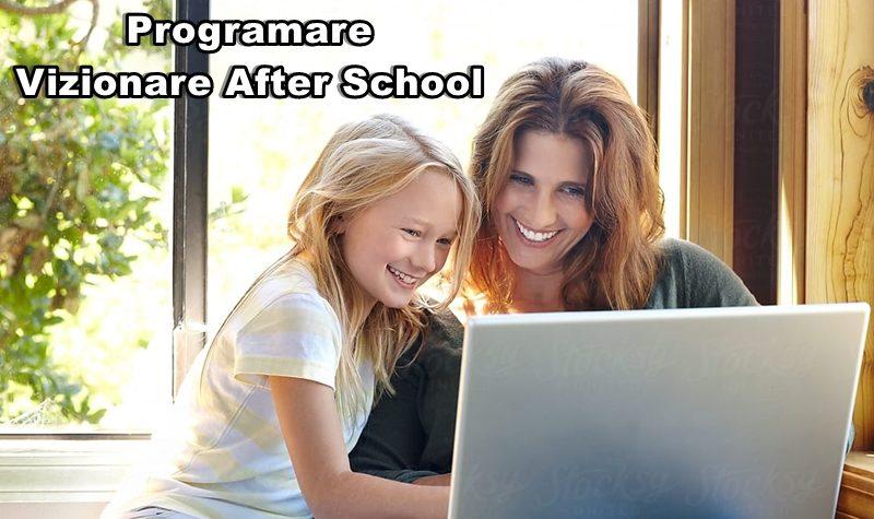 Programare Vizionare After School