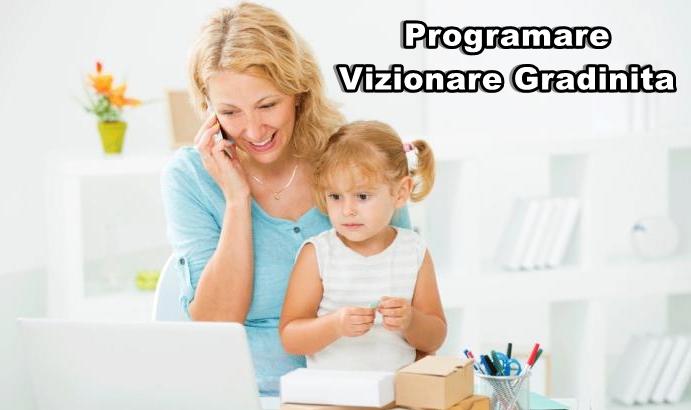 Programare Vizionare Gradinita